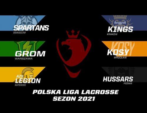 Polska Liga Lacrosse ruszyła